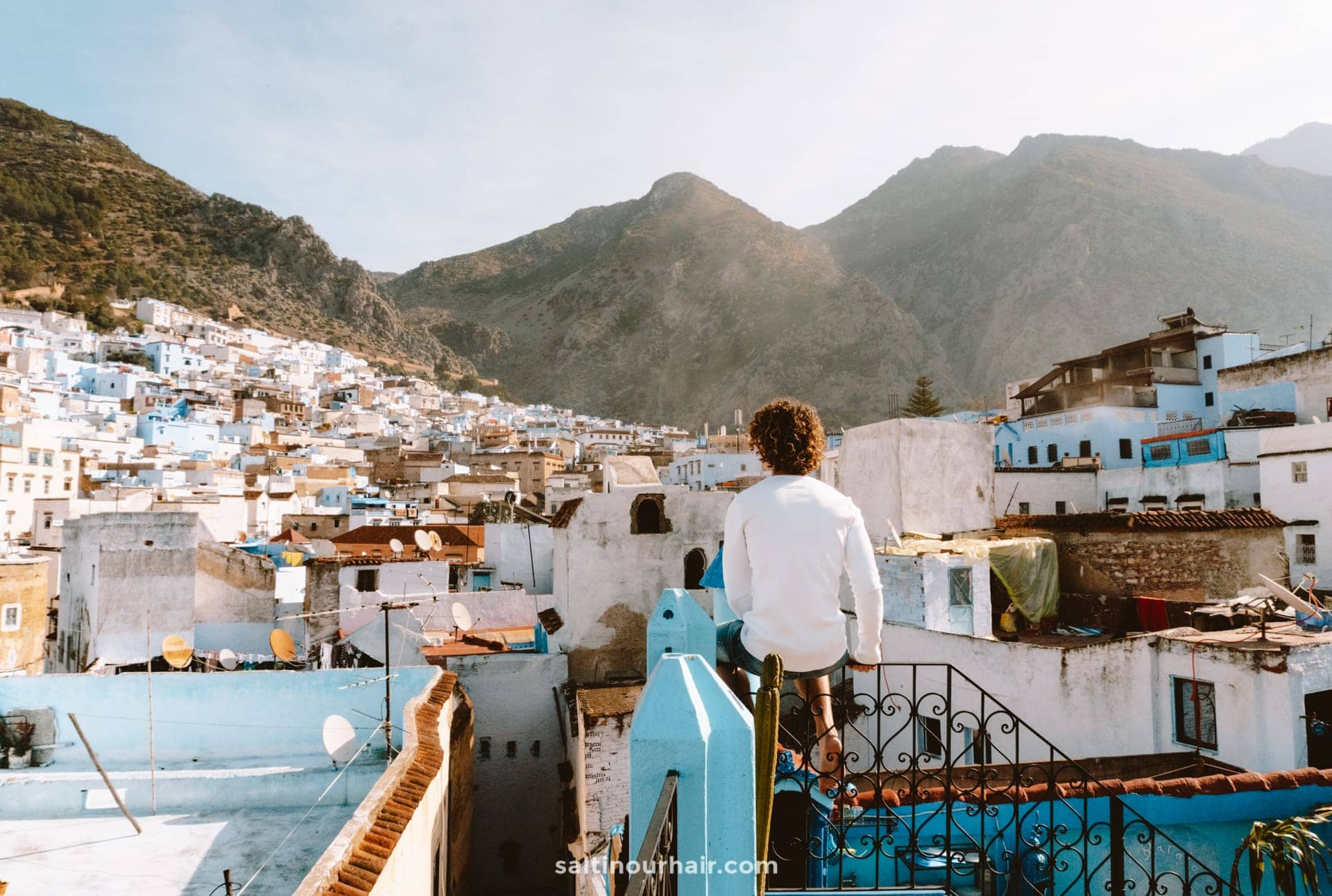 best things to do chefchaouen sunrise