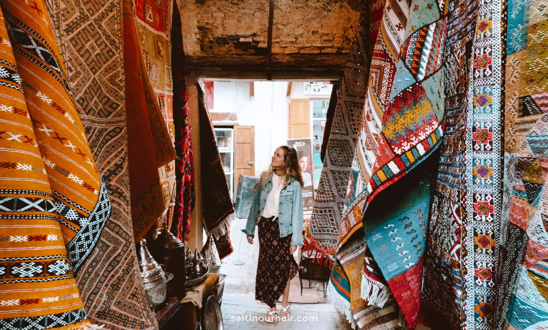 best things to do fes morocco buy rug