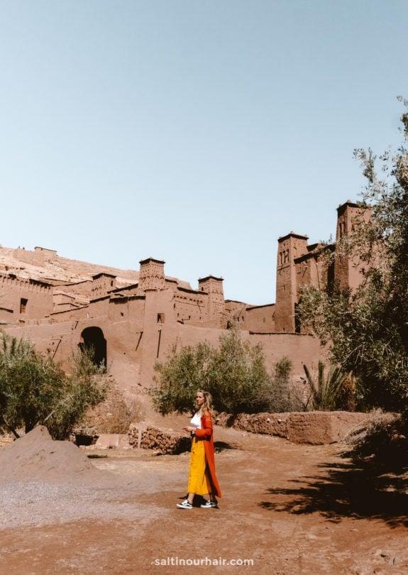 morocco Aït Ben Haddou