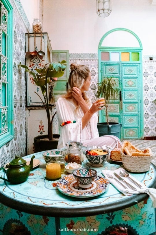 city trip marrakech