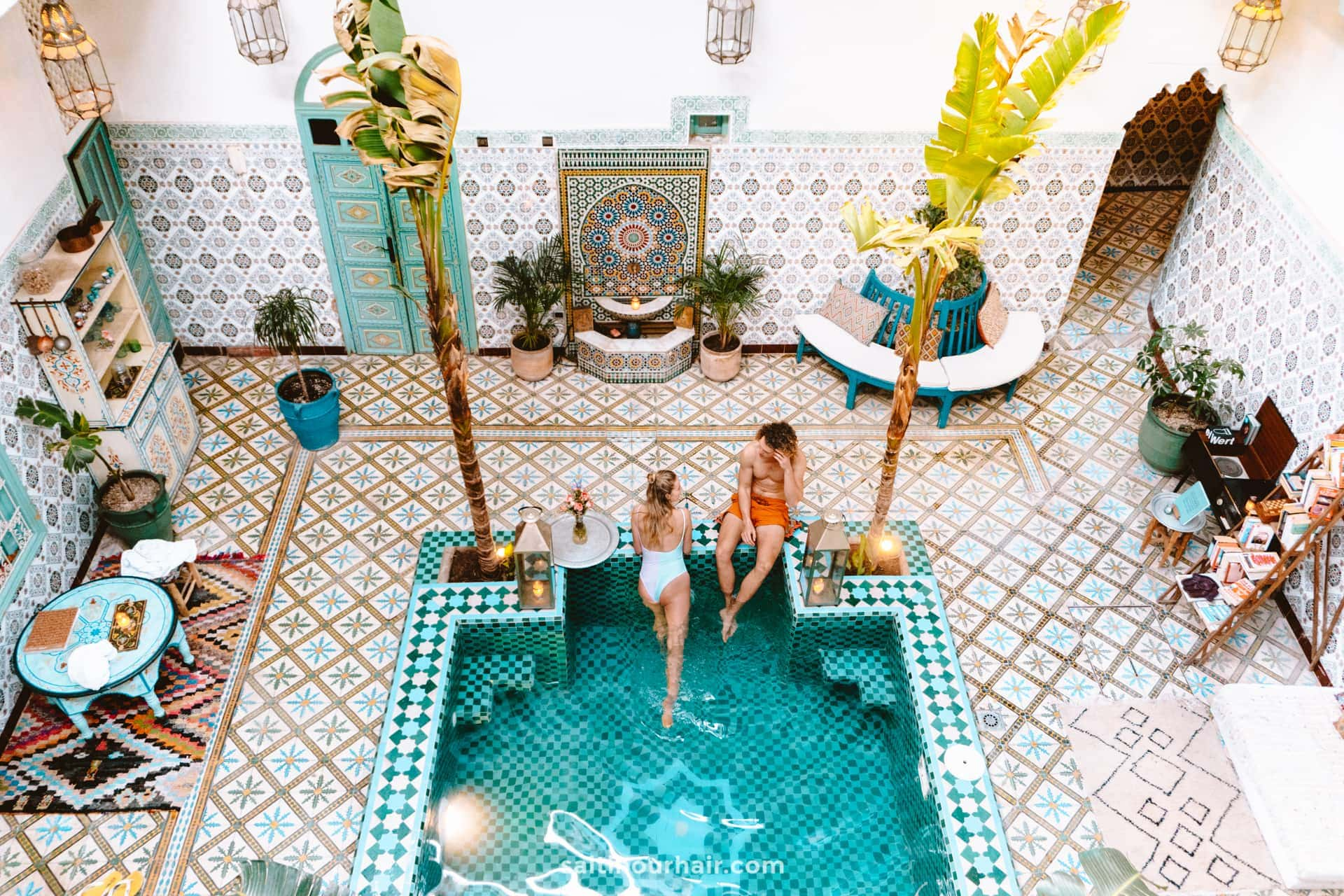 most beautiful riad marrakech morocco
