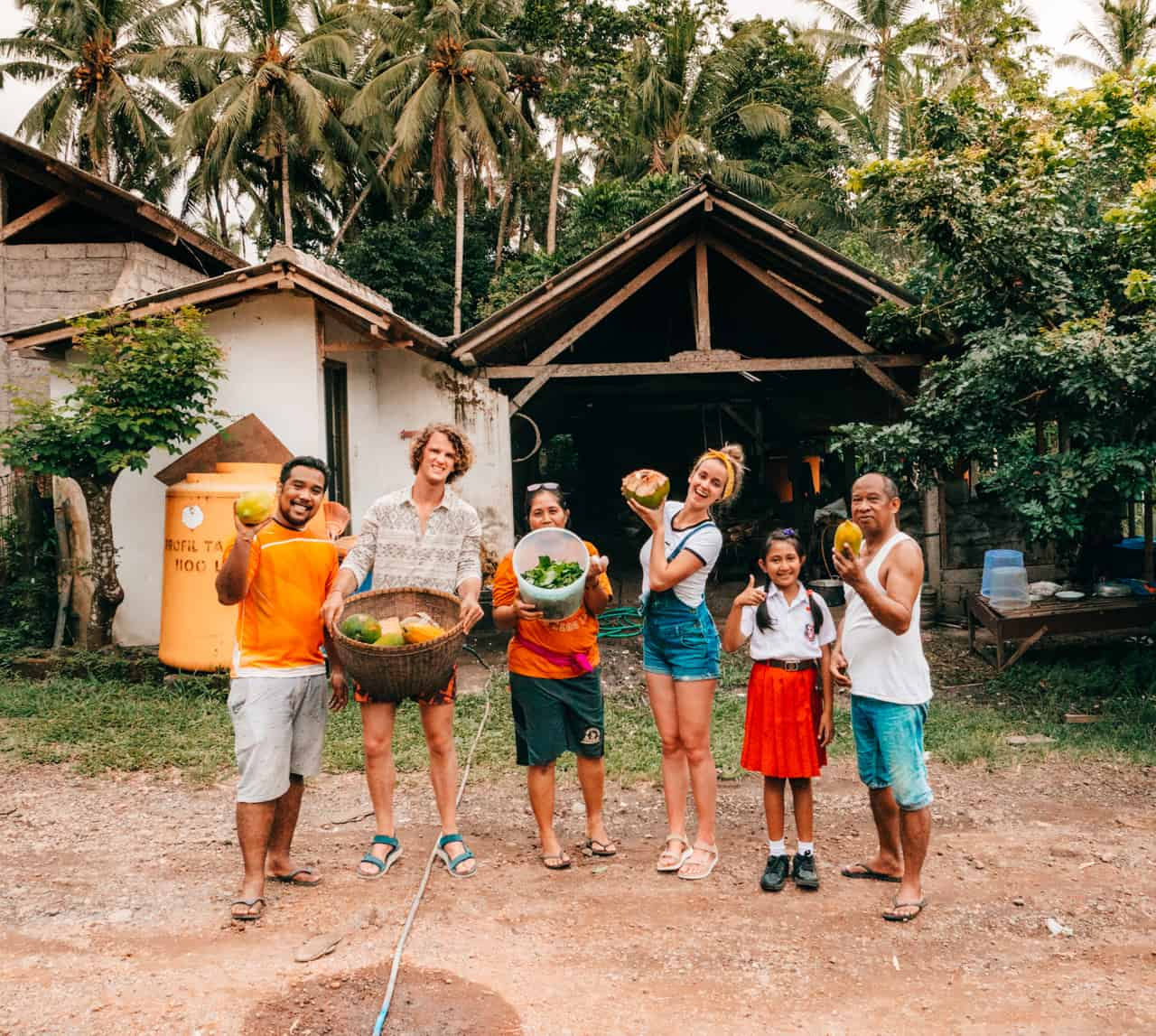 Homestay Bali Experience The Local Life Of Bali Indonesia
