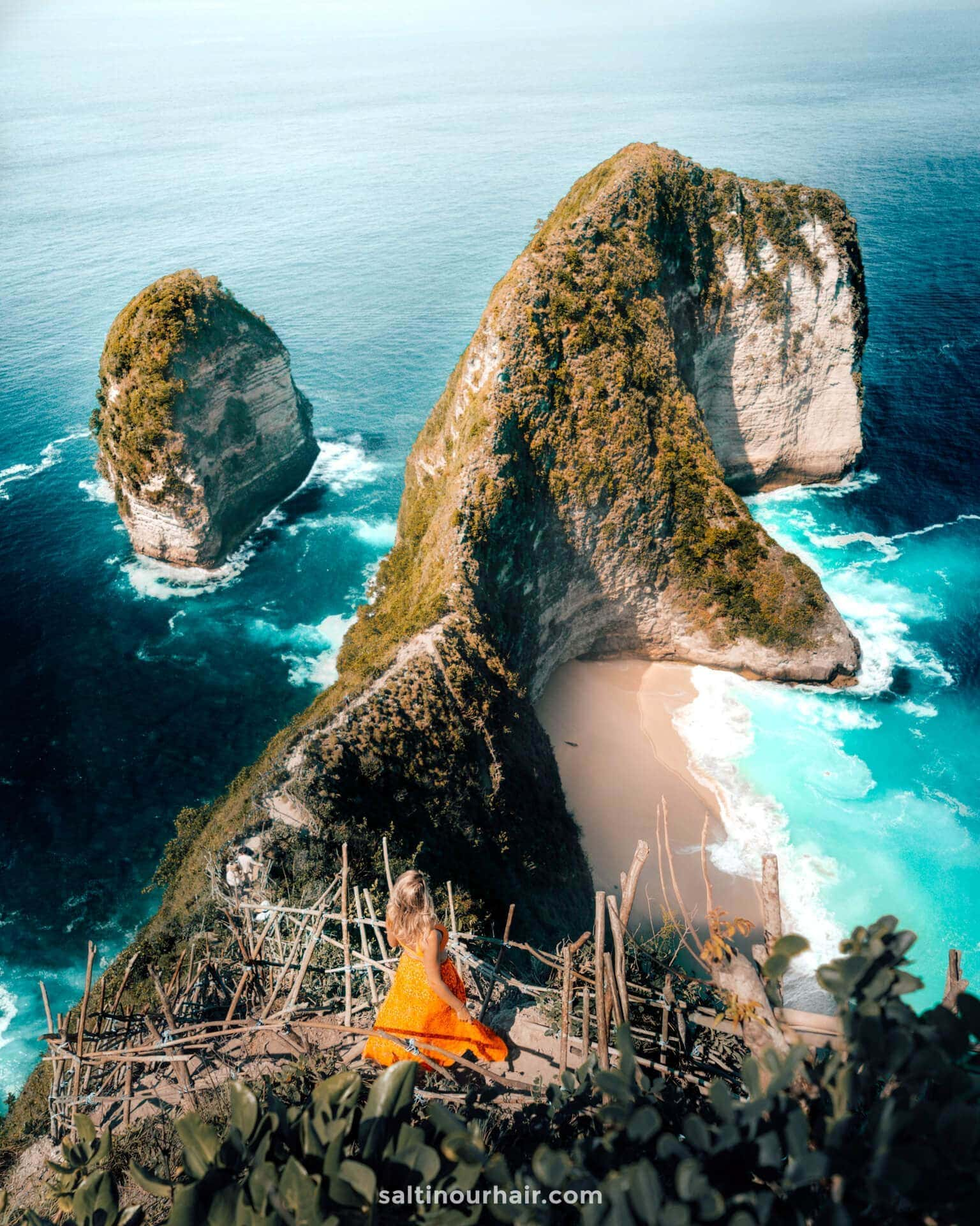 things must do bali nusa penida kelingking