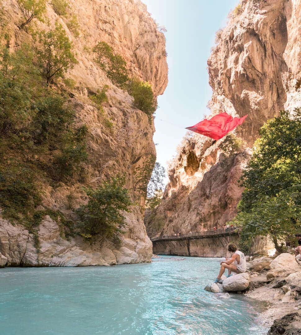 fethiye things to do Saklikent Gorge
