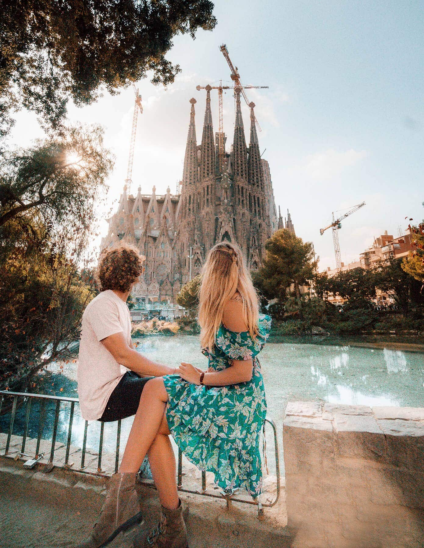 barcelona city trip guide sagrada familia