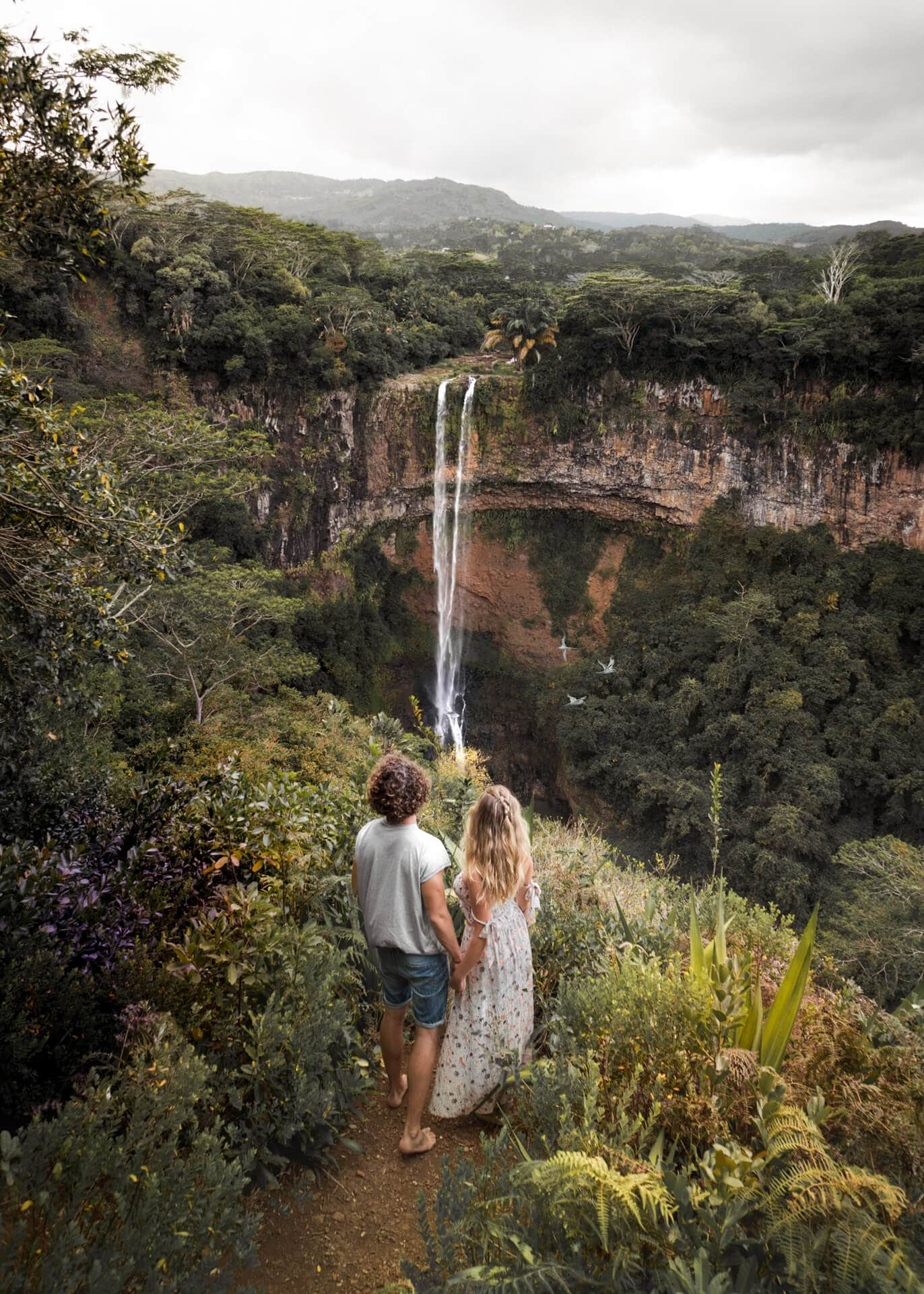 things to do mauritius chamarel waterfalls