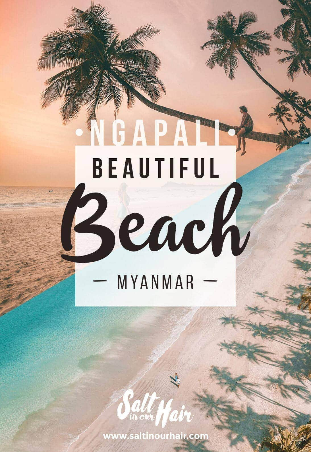 NGAPALI BEACH - One of the most Beautiful Beaches in Asia