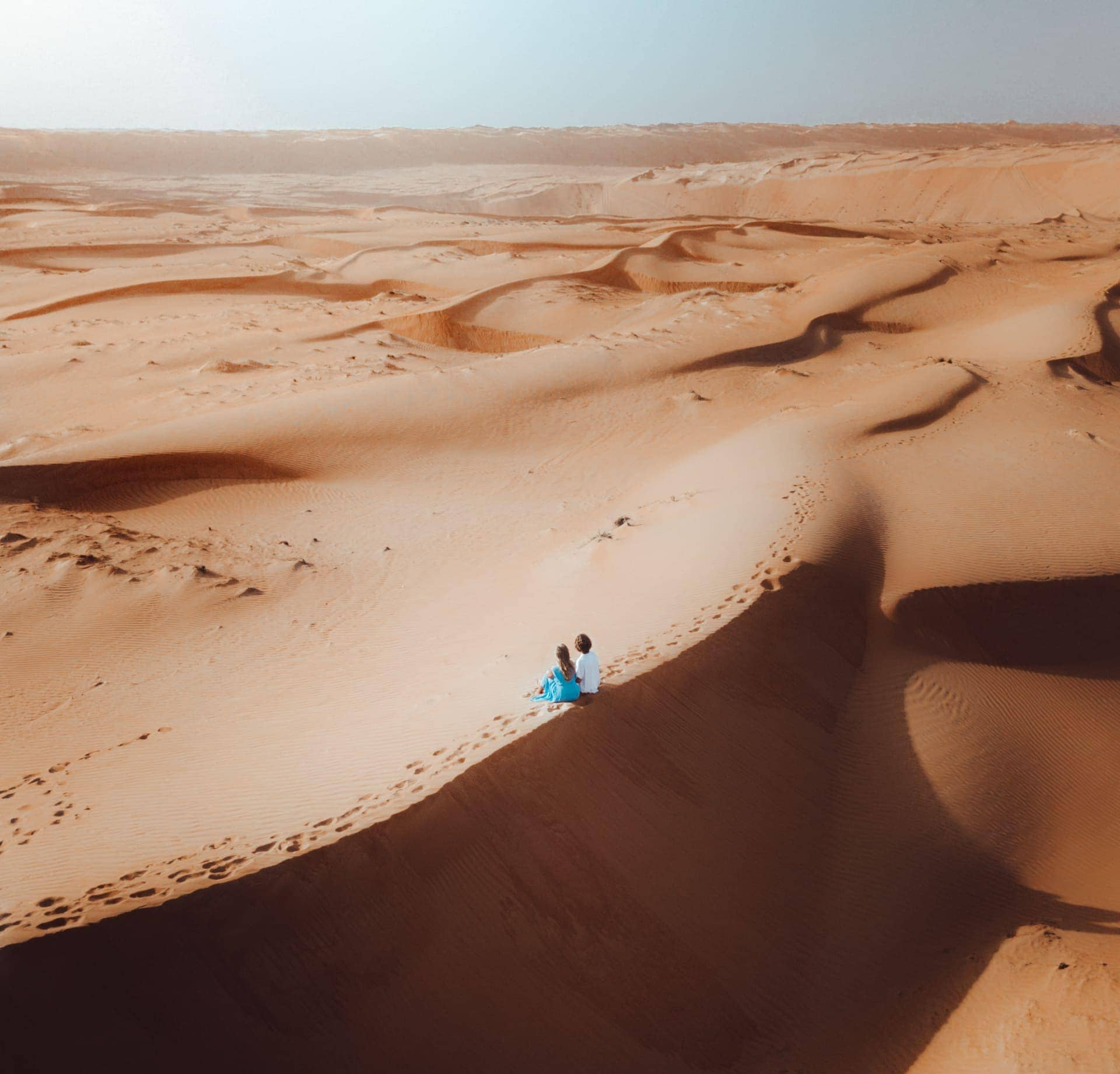 things to do in oman wahiba sands desert