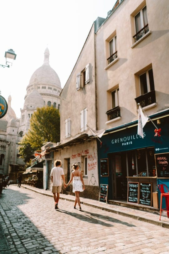 best paris montmartre