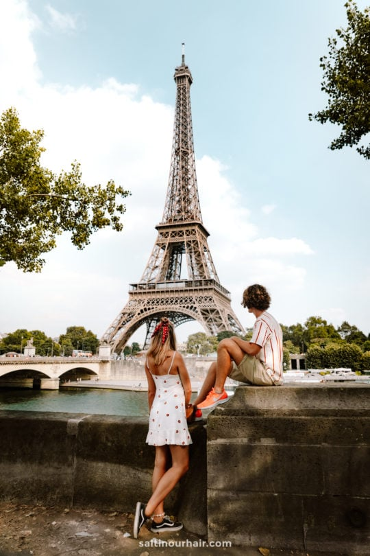 paris best view eiffel tower