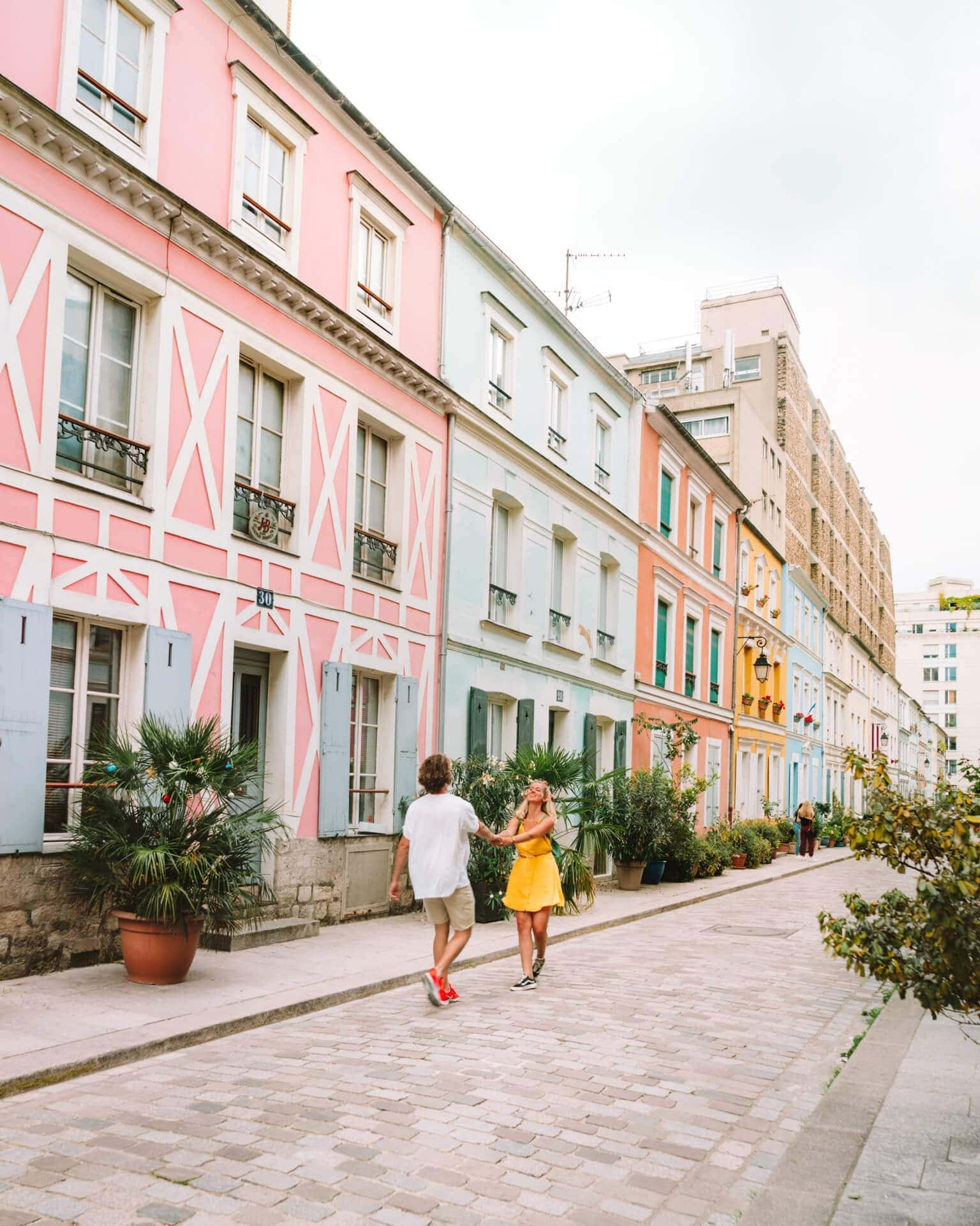 paris city trip guide rue cremieux