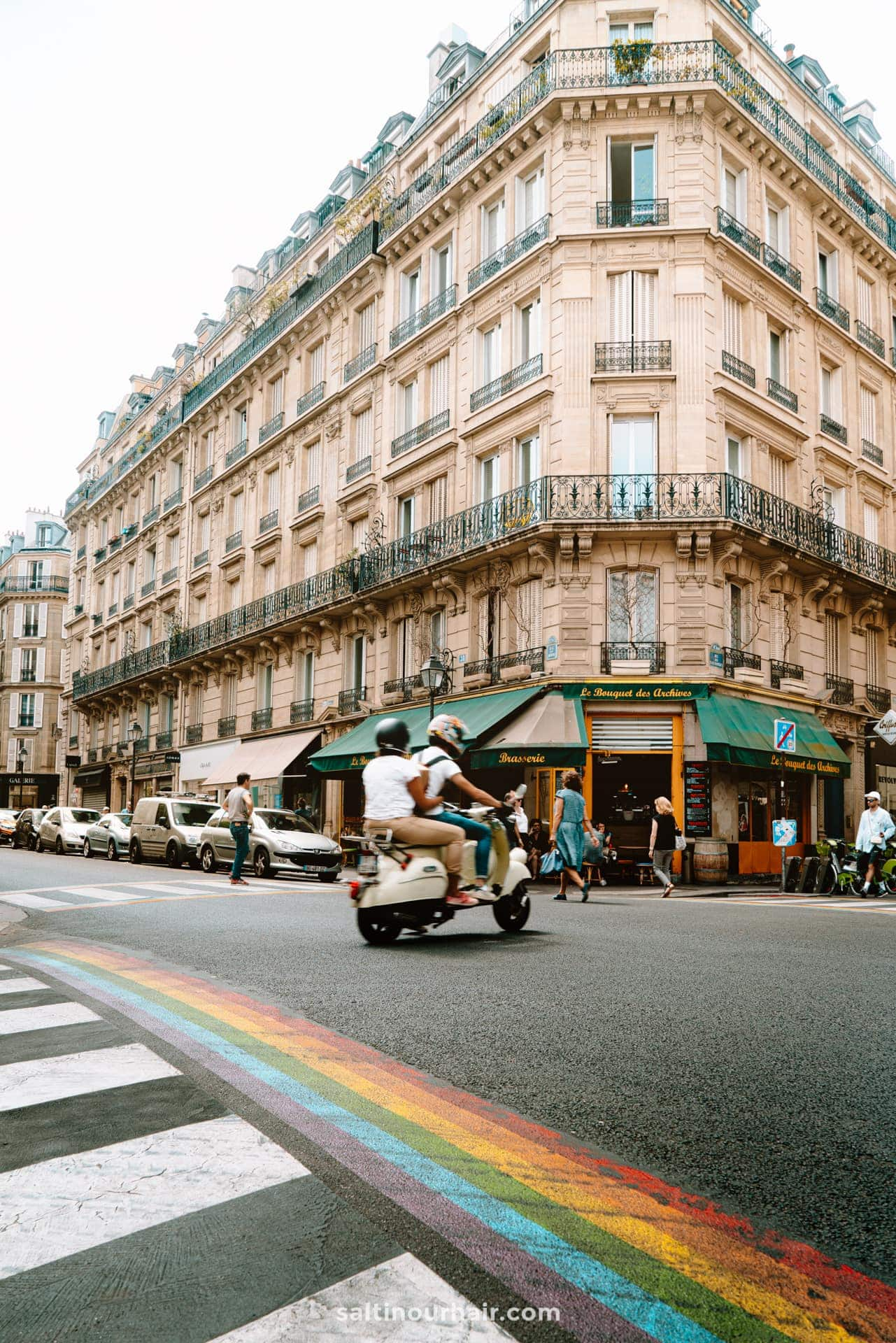 paris street aesthetic