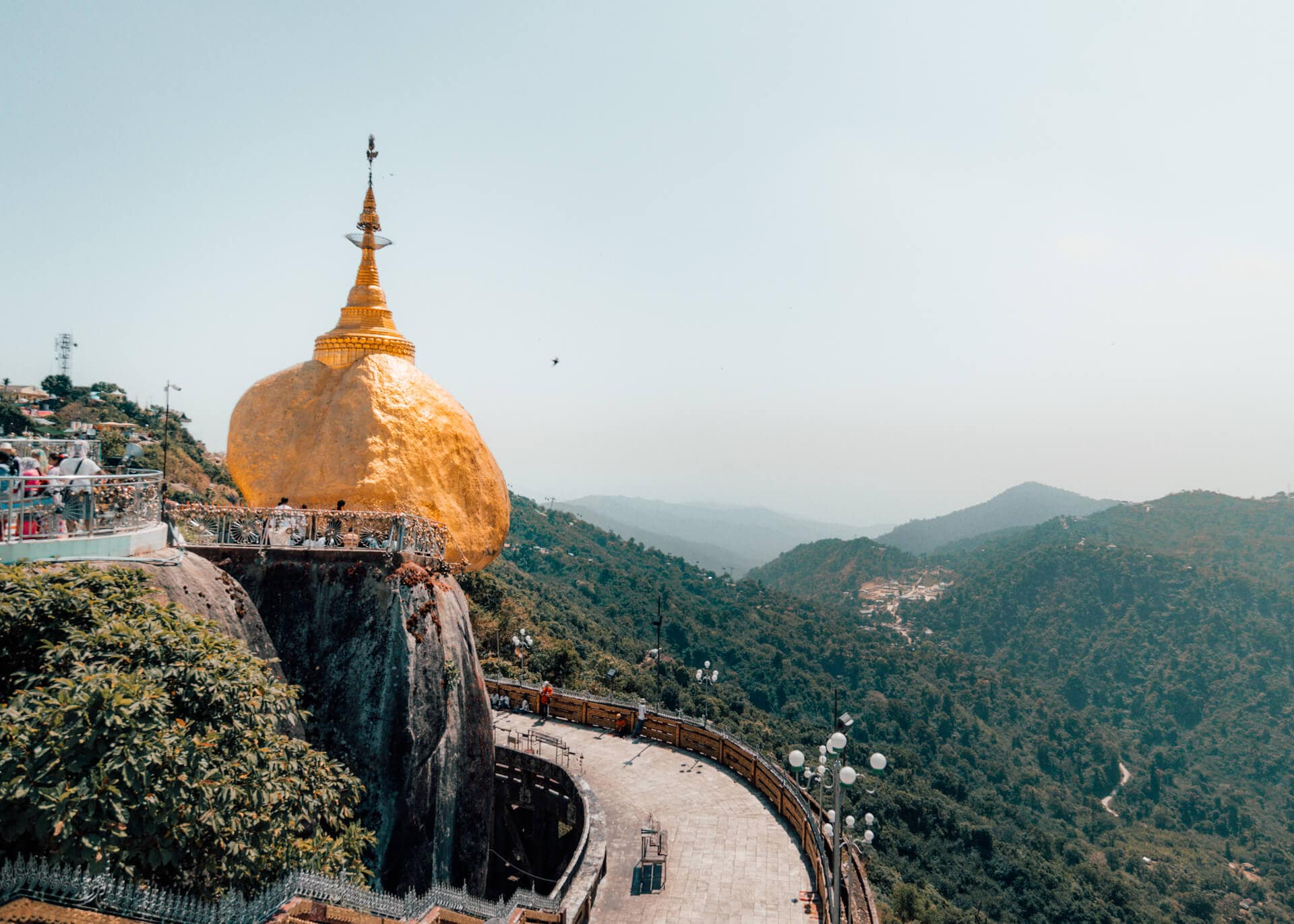 reasons must visit myanmar golden rock