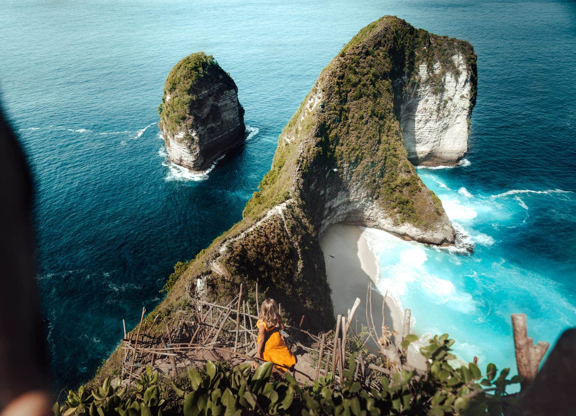 kelingking nusa penida viewpoint
