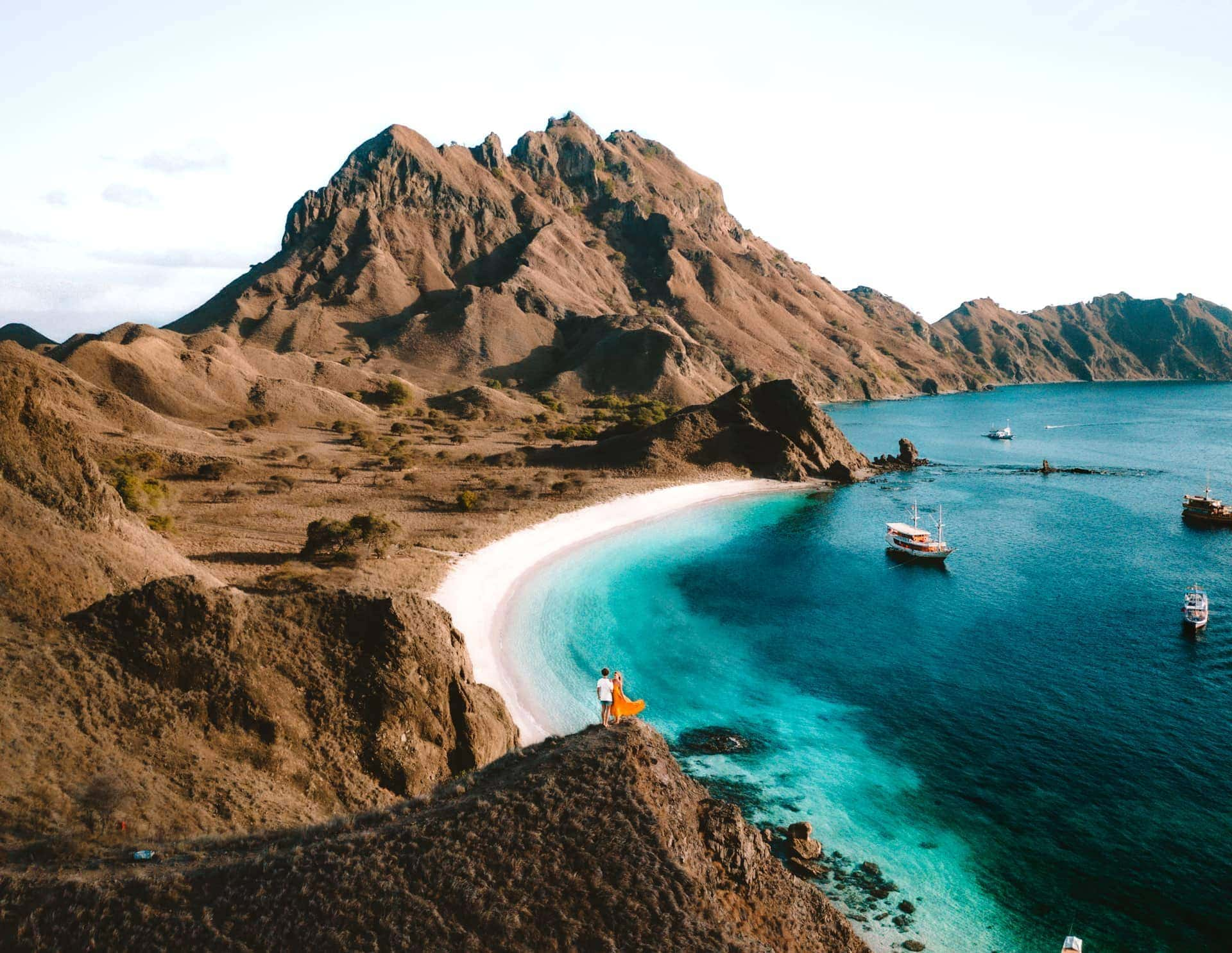 komodo islands flores