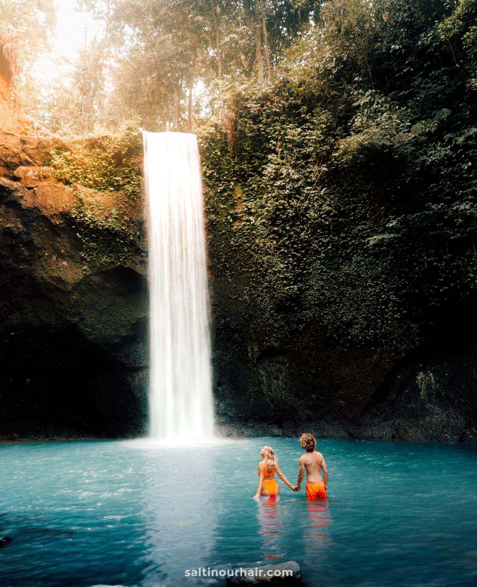 things to do ubud Tibumana Waterfall