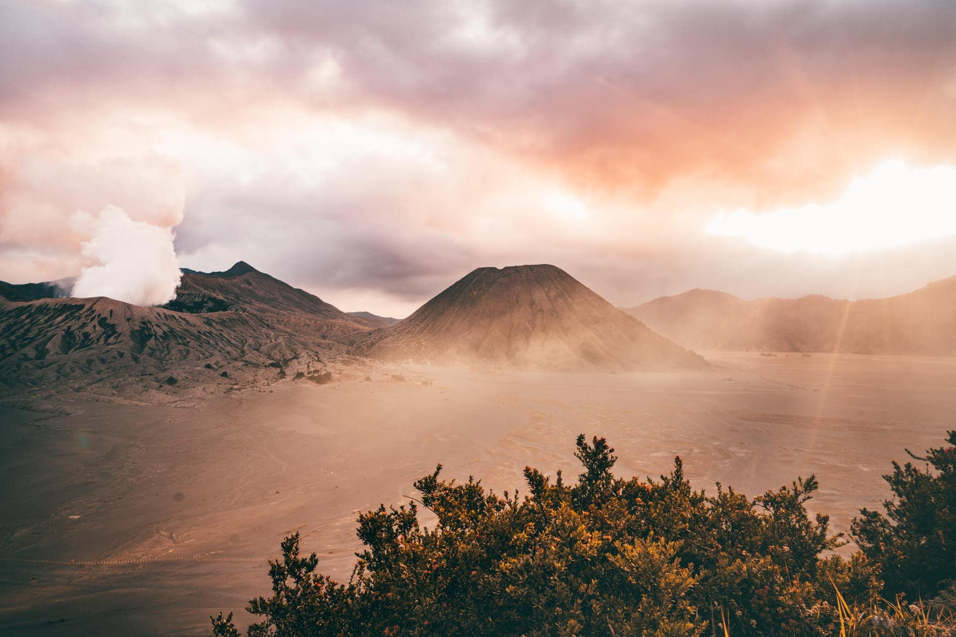 bromo tour sunrise
