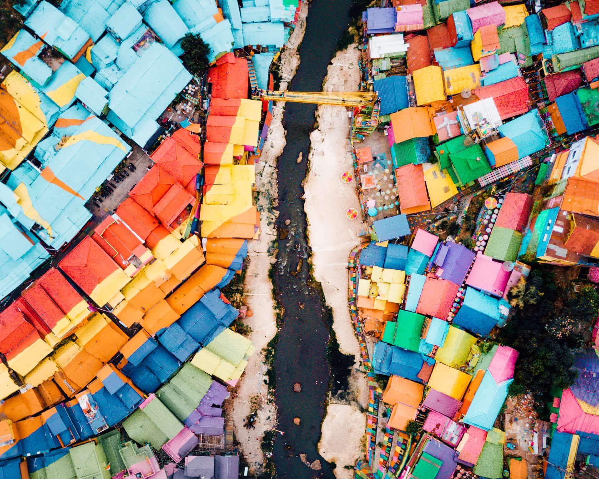indonesia route java bali flores jodipan malang