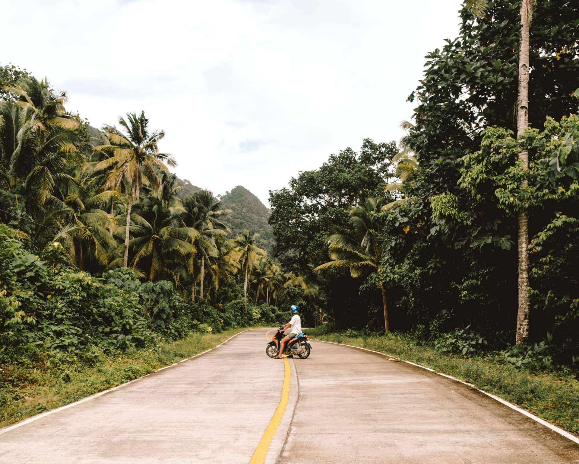 things to do siargao philippines motorbike