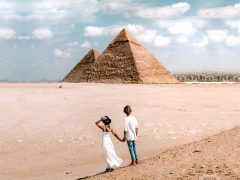 Visit the Colorful Nubian Villages in Egypt