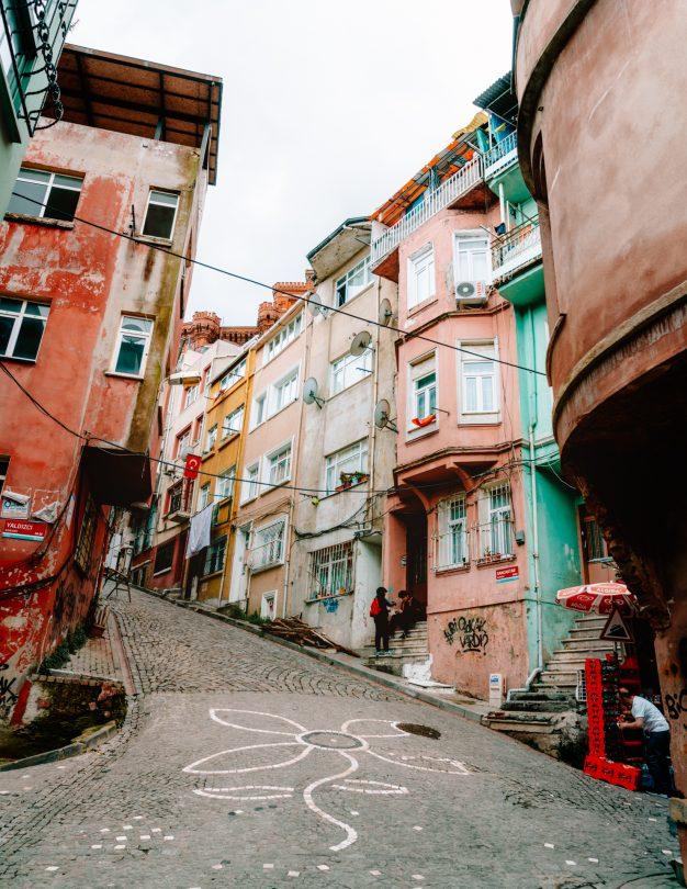 balat streets