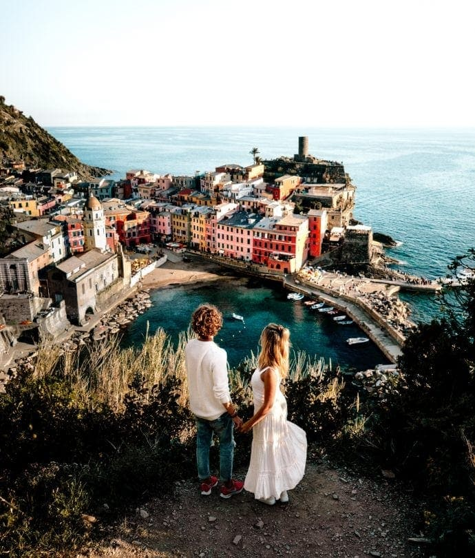 italy travel itinerary Cinque Terre