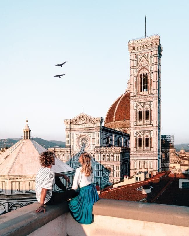 must do in italy Florence