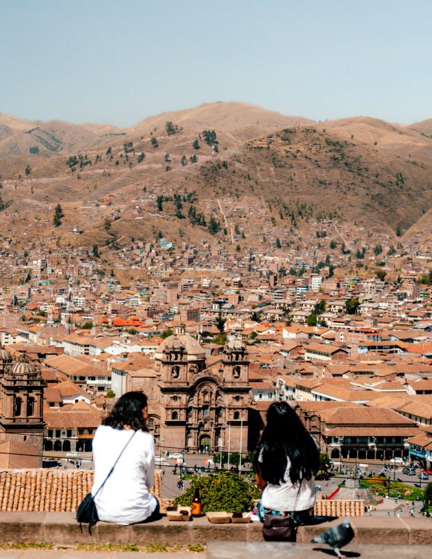 cusco viewpoint mirador