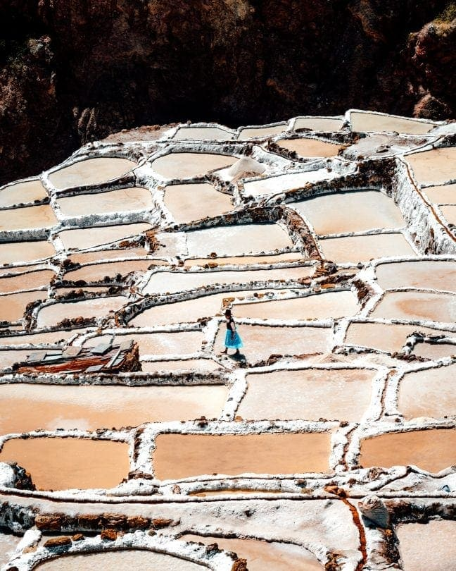 cusco maras salt mines