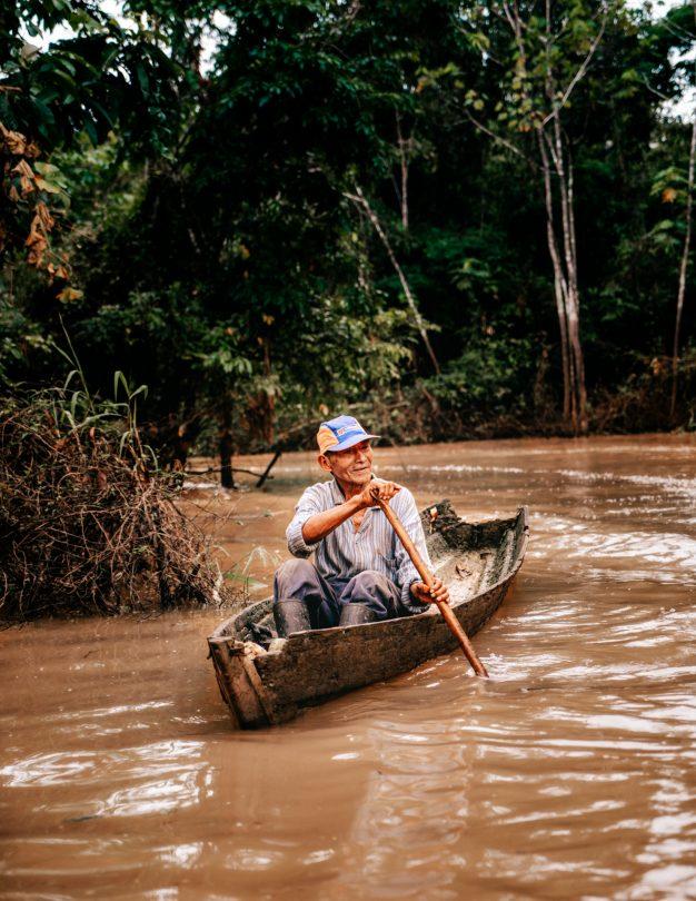 local amazon river