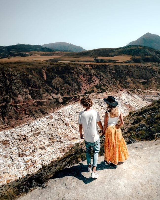 Things to do in Cusco Sacred Valley Maras Salt Mines