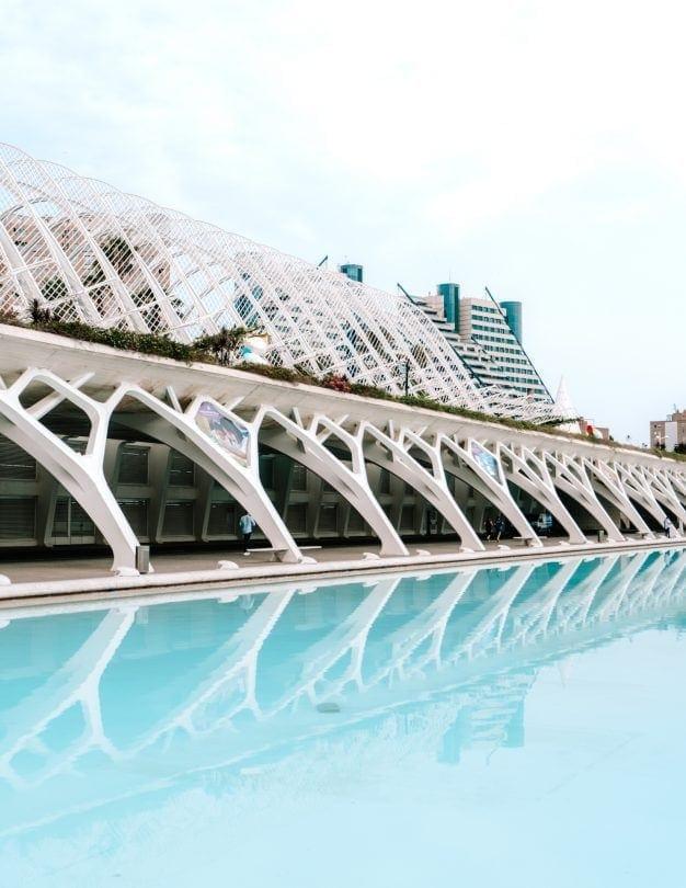 valencia futuristic city