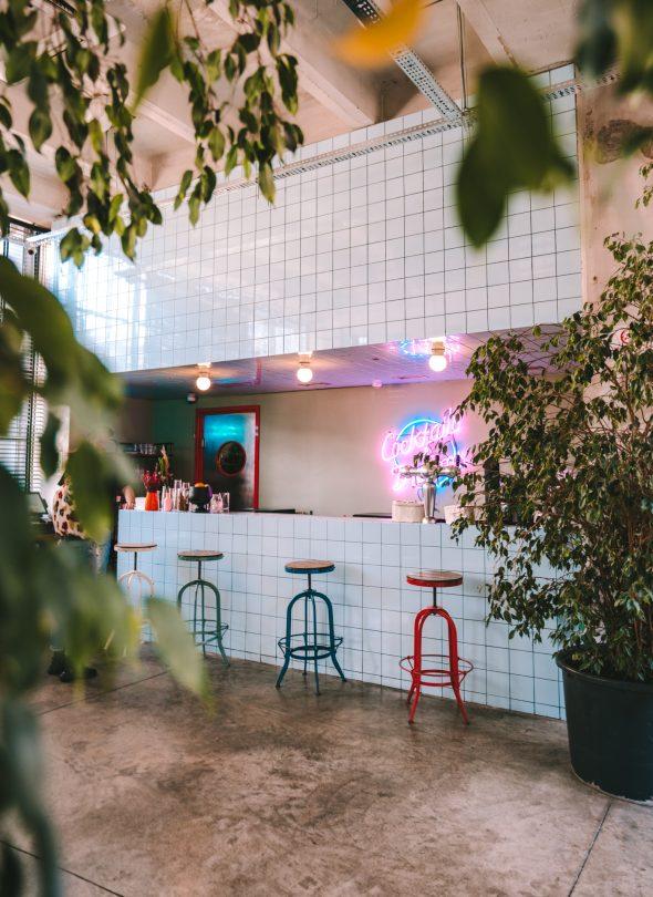 Fabrika Tbilisi cafe