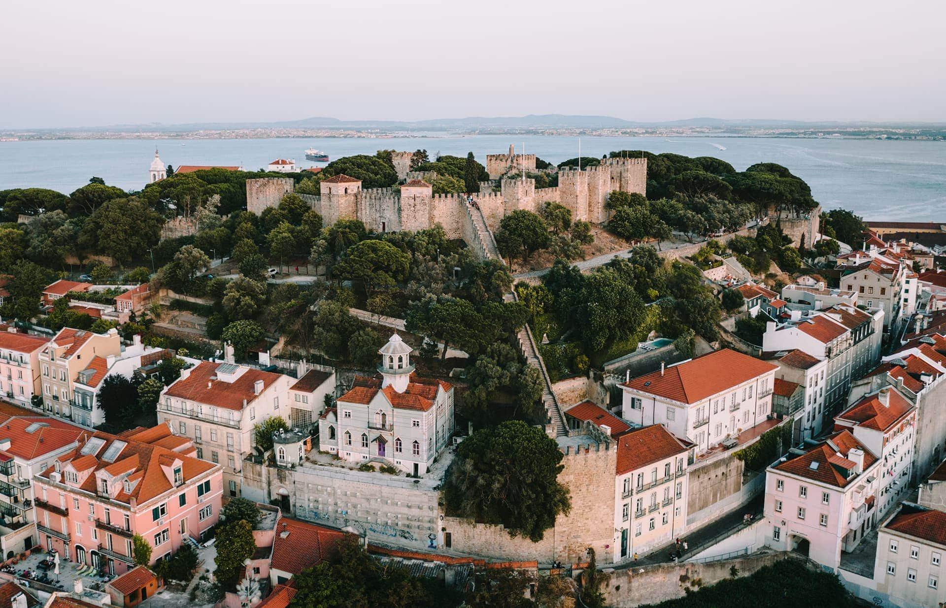 castelo de s. jorge portugal