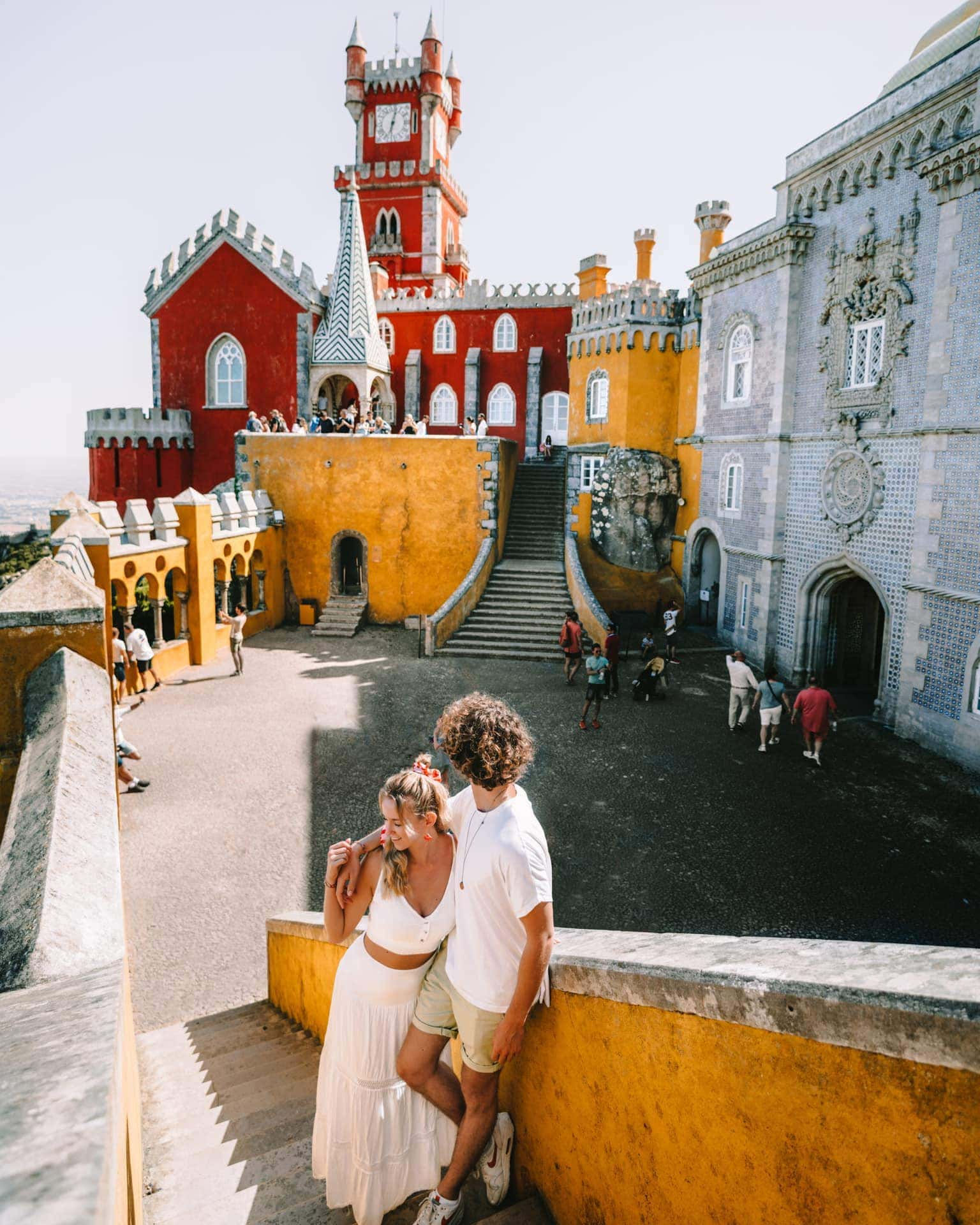 things to do lisbon pena palace