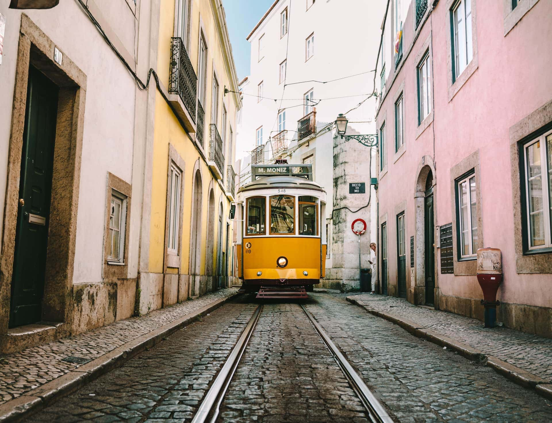 tram 28 Lisbon things to do