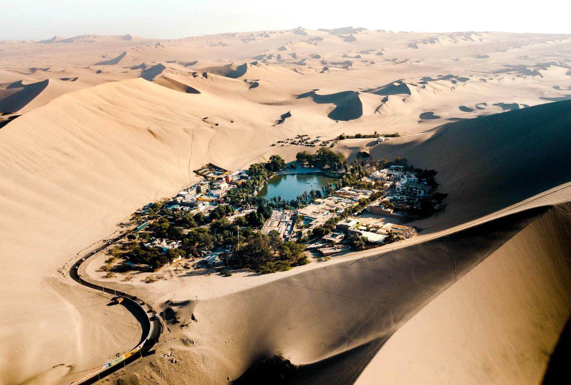peru travel guide huacachina desert oasis