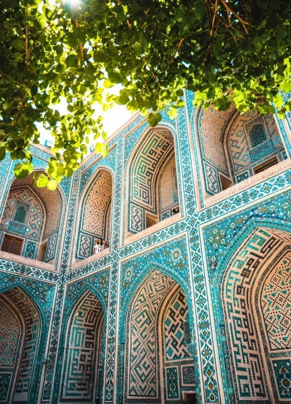 things to do samarkand registan