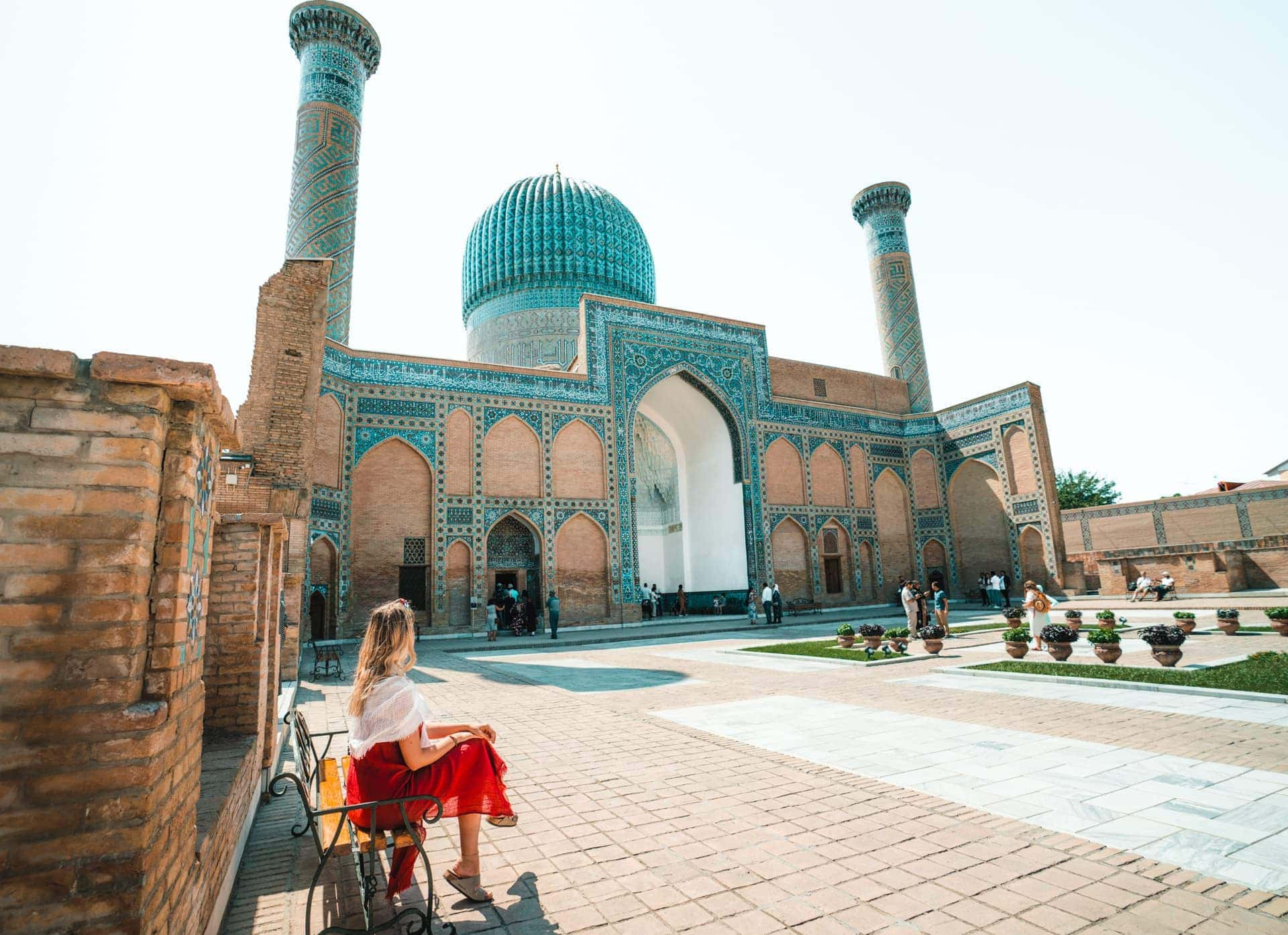 things to do samarkand uzbekistan Gur e Amir