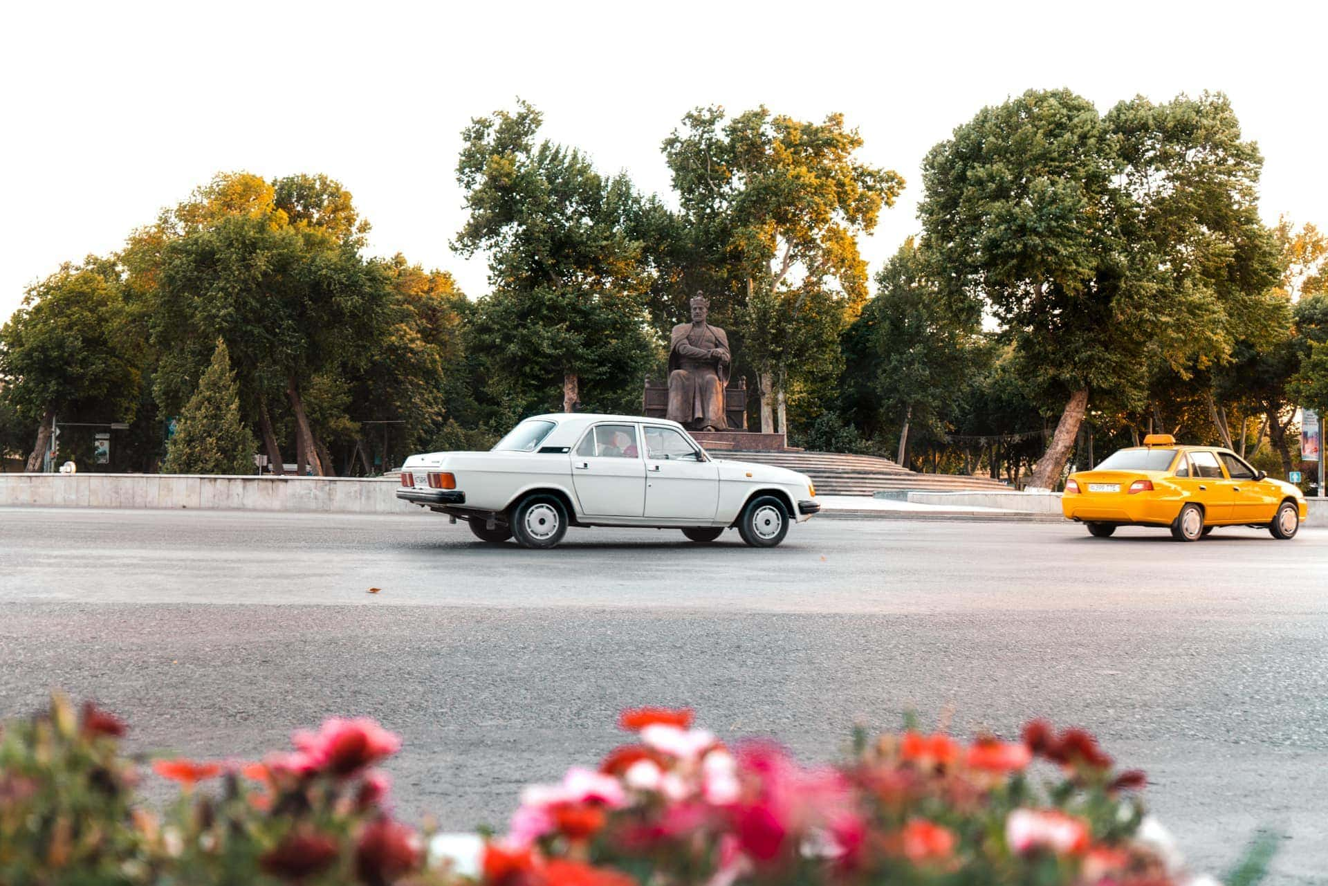 transport samarkand uzbekistan