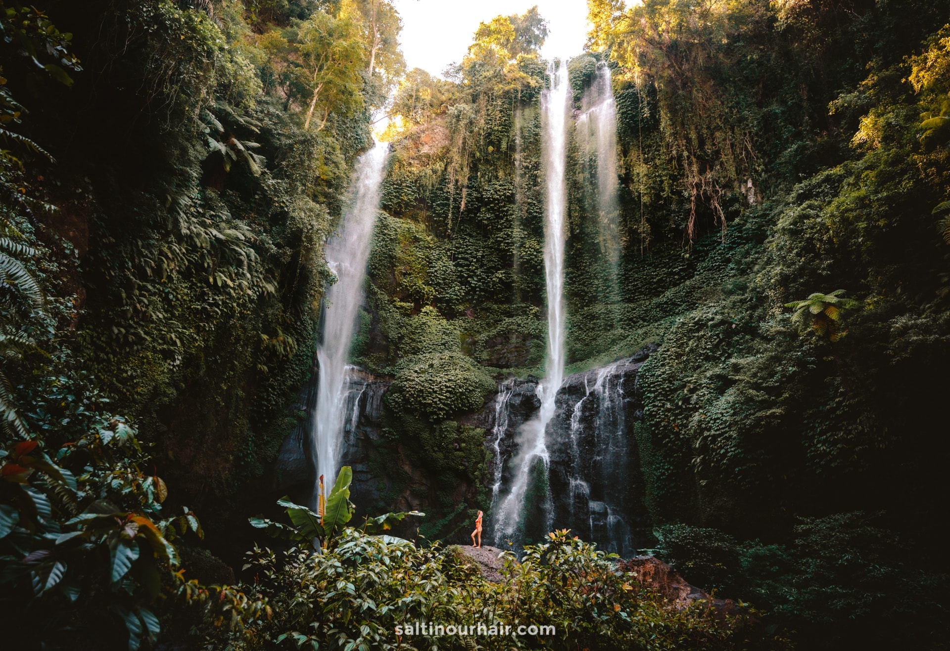 things to do munduk bali waterfall