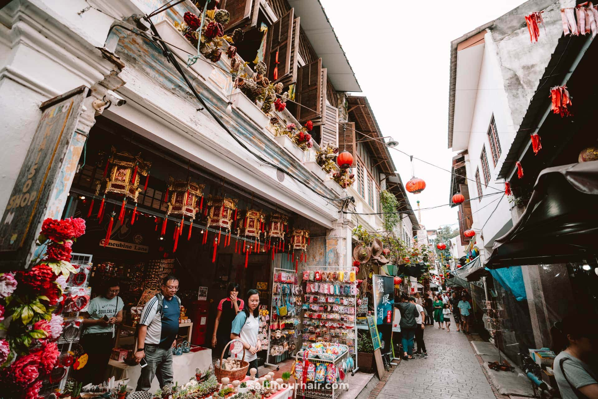 best things to do ipoh malaysia concubine lane