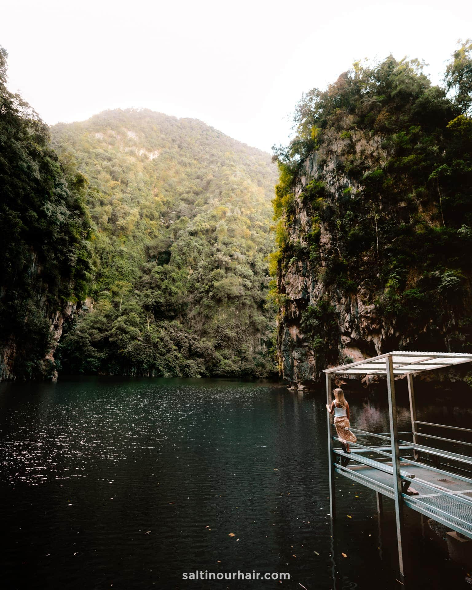 best things to do ipoh malaysia mirror lake
