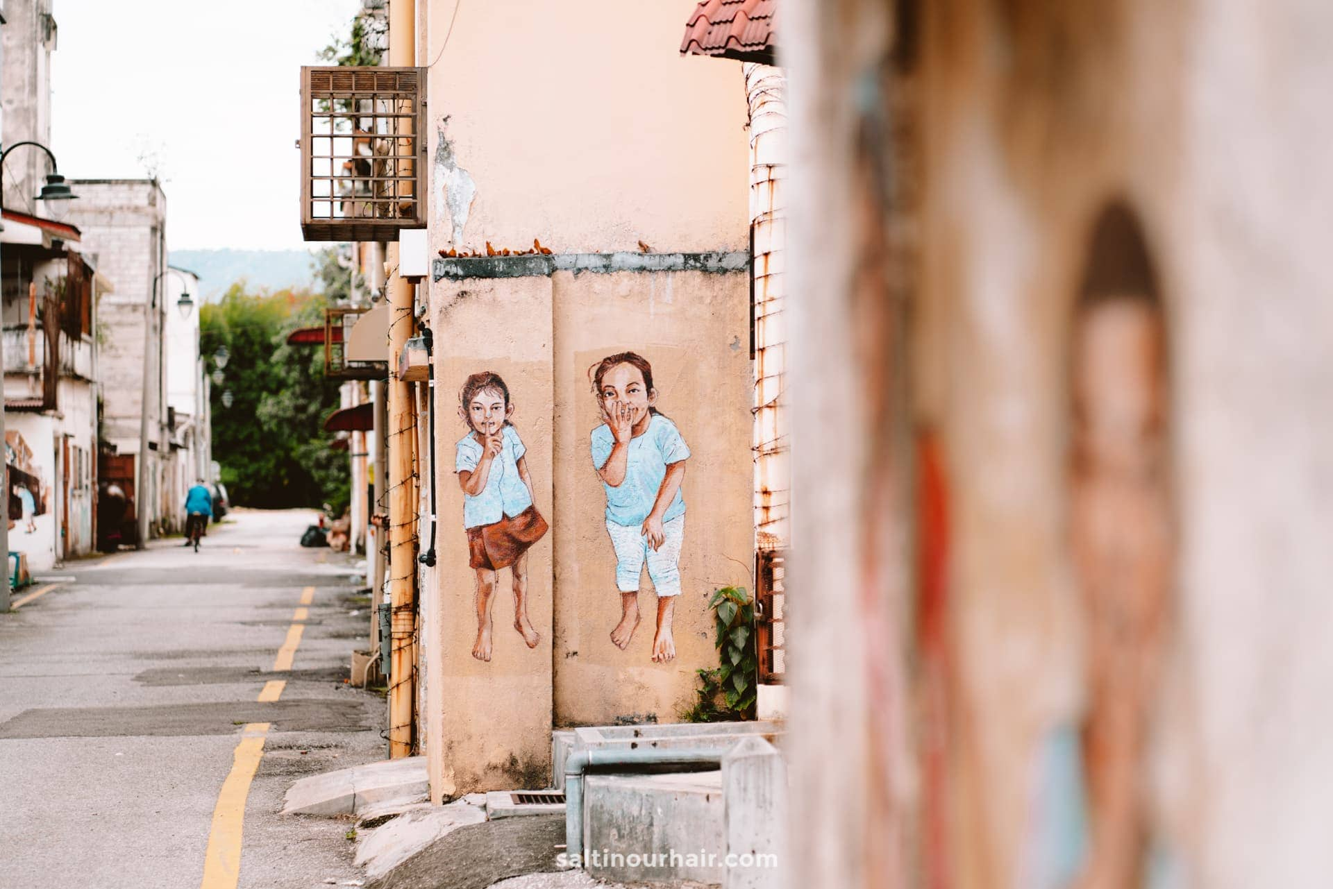 best things to do ipoh malaysia street art
