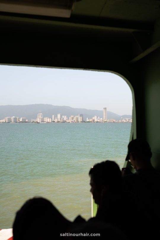 ferry penang georgetown malaysia