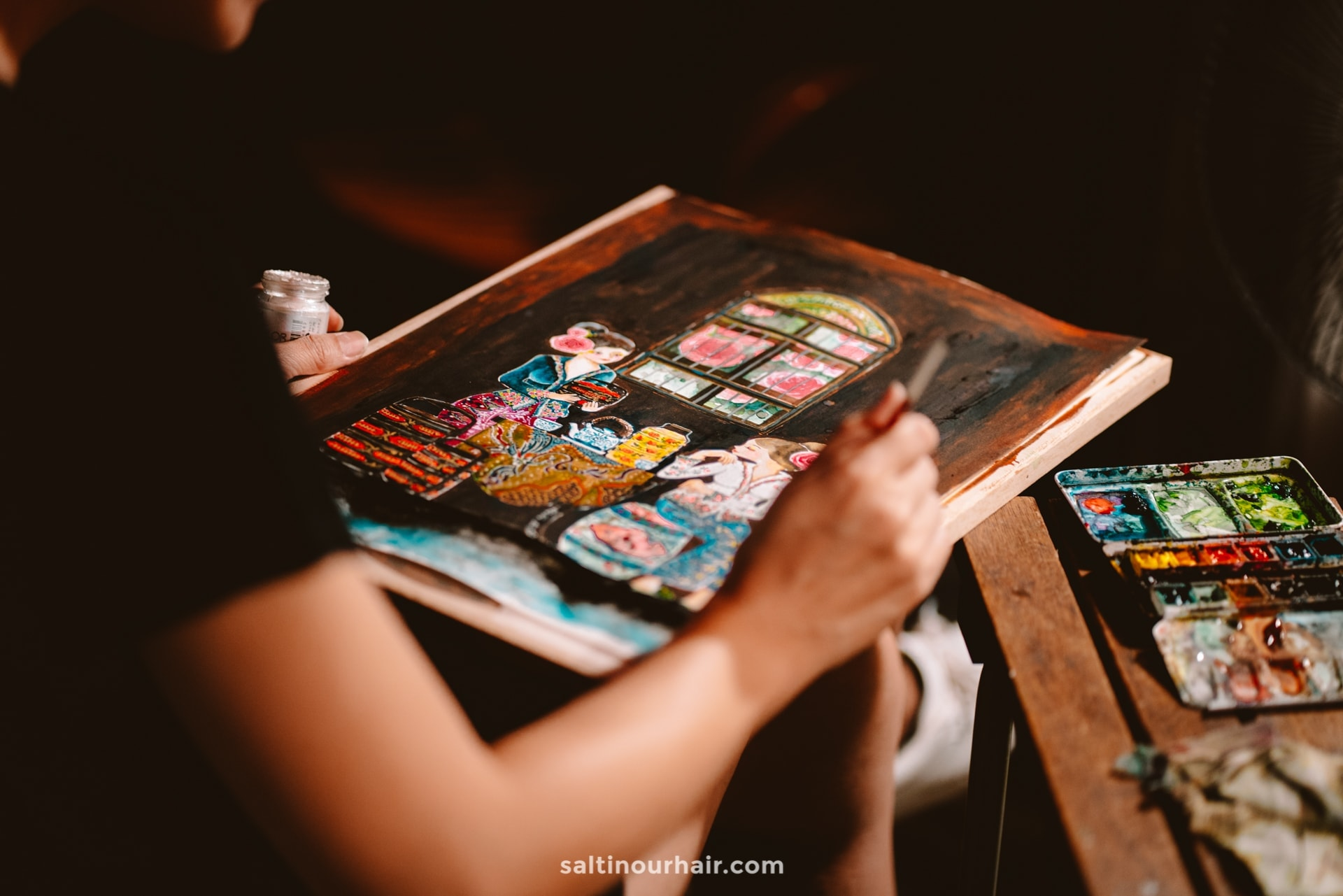 complete guide georgetown malaysia art