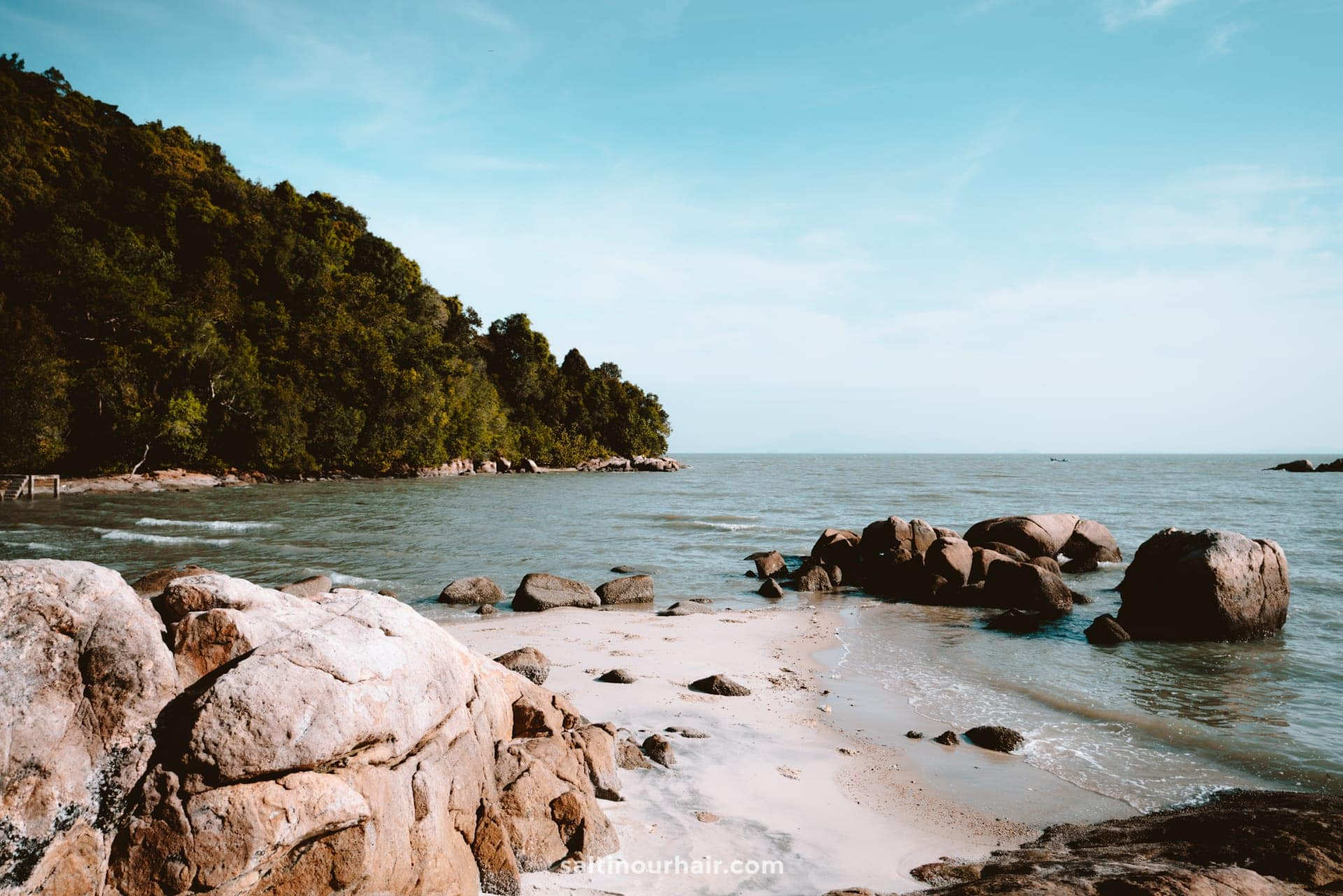 Penang complete guide National Park
