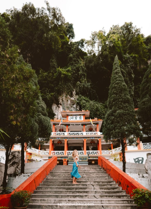 things to do ipoh Perak Tong Cave Temple