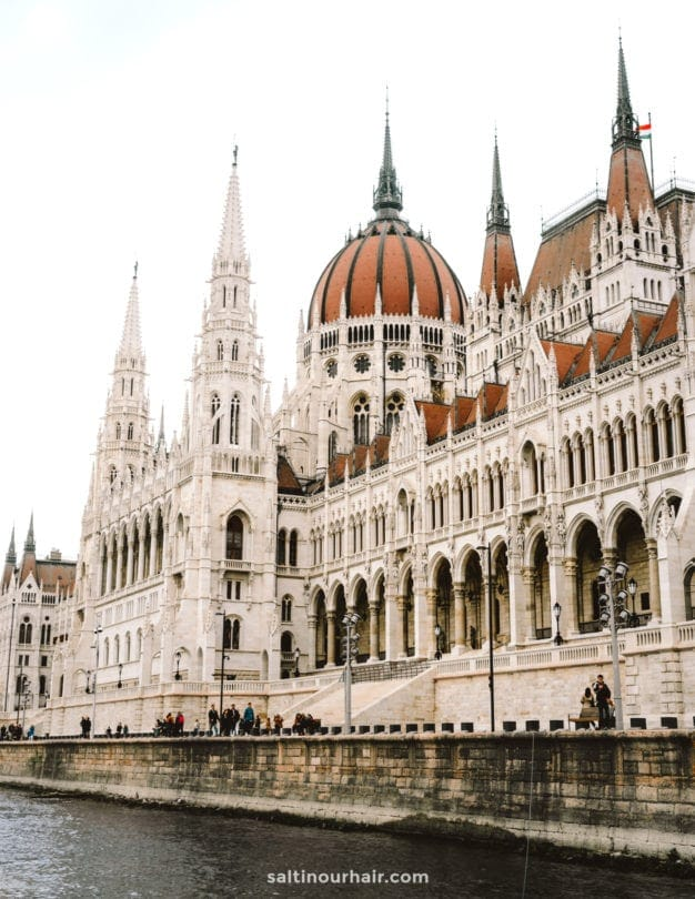 budapest Parliament unesco world heritage