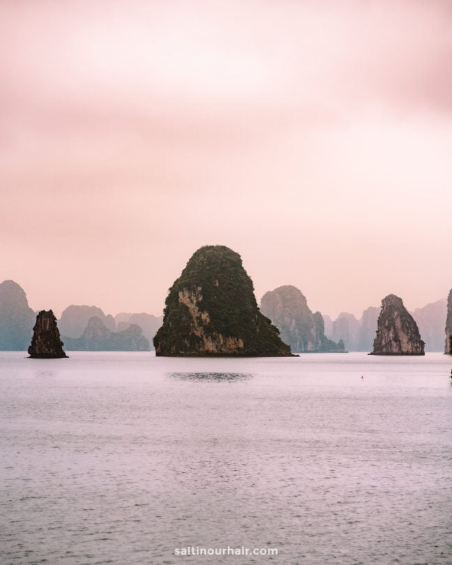 ha long bay unesco